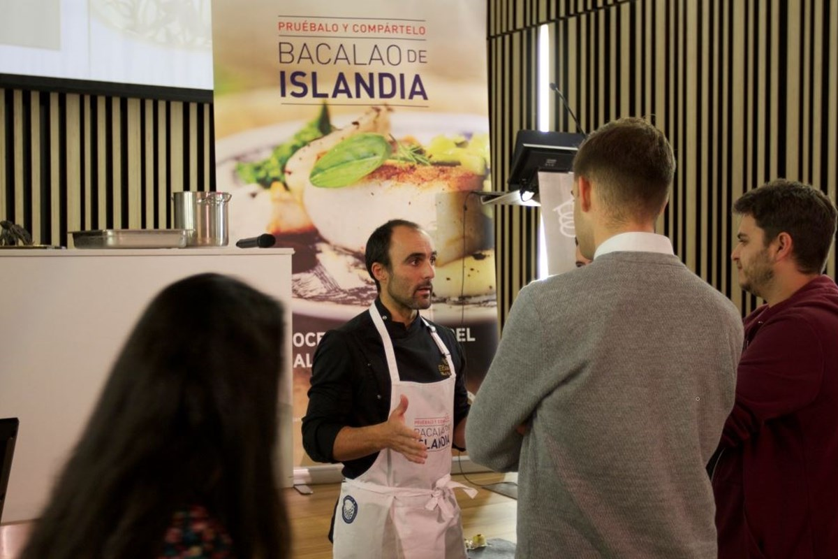 Cod from Iceland Takes Centre Stage in Basque Country